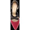 Chloe Gosselin bow front stiletto pumps - Classic shoes & Pumps -