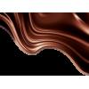 Chocolate Silk Brown - Illustraciones -