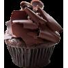 Chocolate cupcake - Comida -