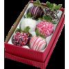 Chocolate strawberries - Food -