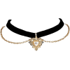 Choker Necklace - Halsketten -