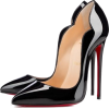 Christian Louboutin Black Heel - Classic shoes & Pumps -