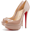 Christian Louboutin Lady Peep  - Classic shoes & Pumps -