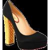 Christian Louboutin Black - Cipele -