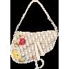 Christian Dior pre-owned Trotter flower - Hand bag -