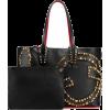Christian Louboutin Cabata Small Tote Ba - Messenger bags - $1,850.00