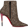 Christian Louboutin Nancy Bootie - Classic shoes & Pumps - $1,095.00