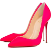 Christian Louboutin - Sapatos clássicos -