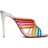 Christian Louboutin slides - Sandals -