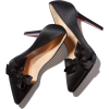 Christian Louboutin x goop  BOW T SATIN - Classic shoes & Pumps -