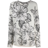 Christian Wijnants floral-print jumper - Pullovers -