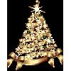 Christmas  tree - イラスト -