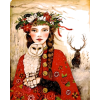 Christmas Art - Rascunhos -
