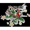 Christmas Background - Sfondo -