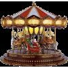Christmas Carousel - Items -