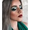 Christmas Makeup Look - Mis fotografías -