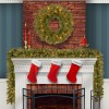 Christmas Mantel - Uncategorized -