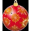 Christmas Ornament - Items -