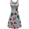 Christmas beach dress - Dresses -