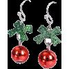 Christmas earrings - Earrings -