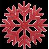 Christmas snowflake - Items -