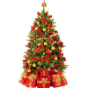 Christmas tree - Illustrations -