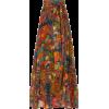 Chufy Khuyana Wrap-Effect Cotton-Silk Ma - Skirts -