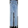Cinched  - 牛仔裤 -