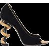 Cipele Shoes Black - Cipele -