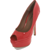 Cipele Platforms Red - Platforms -