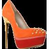 Cipele Platforms Orange - Platforms -