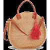 Circle Straw Bag - Borsette -