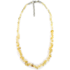 Citrine Necklace - Collane -
