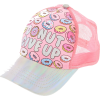Claire's Donut Give Up Baseball Hat - Cap -