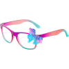 Claire's Pink and Blue Unicorn Frames - Eyeglasses -