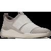 Clarks silver sneakers - Sneakers -