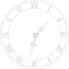 Clock - Rascunhos -