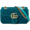 Clutch teal - バッグ クラッチバッグ -