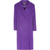 Coat violet - Jakne in plašči -