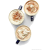 Coconut Milk Hot Chocolate - Getränk -