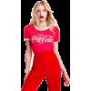 Coke Tshirt - T-shirts -