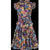 CollectionLa DoublejZoo print dress - Vestidos -
