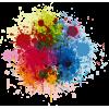 Color splash - Illustrations -