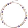 Colorful Beaded Beads Round Frame - Frames -
