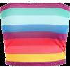 Colorful Tube Top - Majice bez rukava -