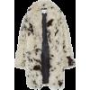 Common Leisure Dream Oversized Shearling - Jacket - coats -