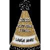 Cone Party Hat - Uncategorized -
