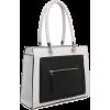 Contrast Braid Top Handles Satchel - Kleine Taschen - $14.00  ~ 12.02€