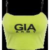 Contrast slim printed short vest - Prsluci - $15.99  ~ 101,58kn