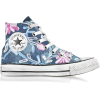 Converse Denim Floral - Sneakers -